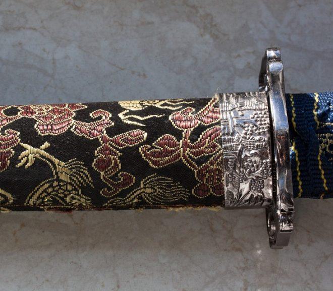 Kampfsport mit Schwert – Tipps zur Schwertpflege