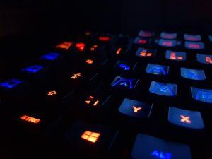 Mechanische Tastatur