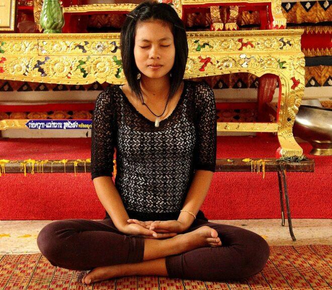 Was wird zum meditieren benötigt?